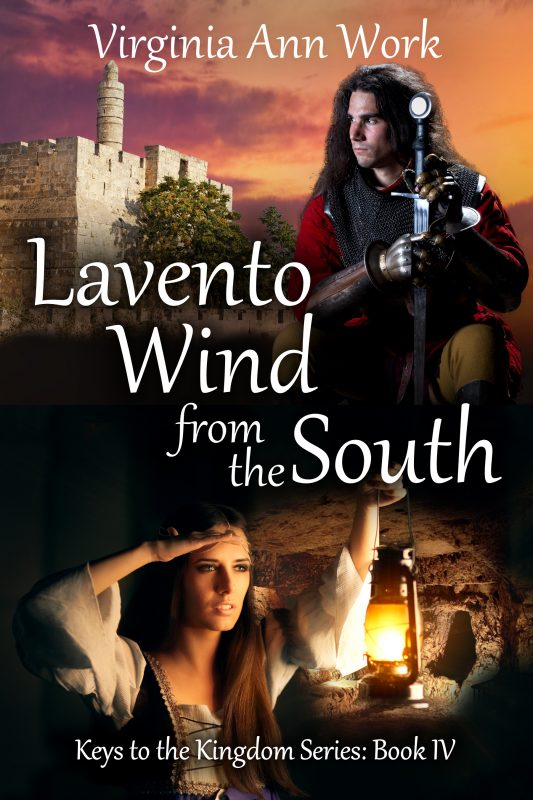 Lavento Wind from the South
